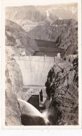 Nevada Boulder Dam Real Photo - United States