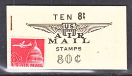 U.S. BK C 11  ( C 64 )   **  SLOGAN 3 - Air Mail