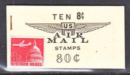 U.S. BK C 11  ( C 64 )   **  SLOGAN 3 - 3b. 1961-... Unused