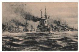 Nr. 3141,  Geschwader Auf Hoher See - Warships