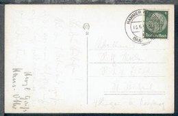 OSt. HAMMER AM SEE (SUDETEN) 13.5.38 Auf AK (Hammersee) Nach Lungau B. Salzburg - Occupation 1938-45