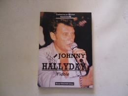 JOHNNY HALLYDAY VOIR PHOTO... ANCIEN LIVRE...REGARDEZ MES VENTES ! J'EN AI D'AUTRES - Riviste: Abbonamenti