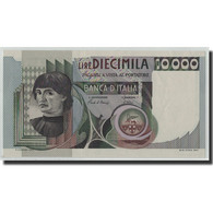 Billet, Italie, 10,000 Lire, 1982, 1982-11-03, KM:106b, SUP+ - [ 2] 1946-… : Républic