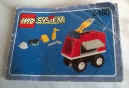 ISTRUZIONI LEGO SISTEM 6486 1997  (20) - Cataloghi