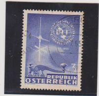 AUTRICHE  1965  Y.T. N° 1018  Oblitéré - 1961-70 Used