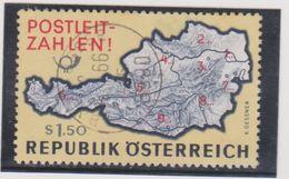 AUTRICHE  1966  Y.T. N° 1036  Oblitéré - 1961-70 Used