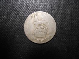 Grossbritannien  One Shilling  Georg V  Silber  1920  V S - 1902-1971 : Post-Victorian Coins