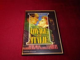 VOYAGE EN ITALIE  AVEC INGRID BERGMAN ET GEORGE SANDERS  FILM DE ROBERTO ROSSELLINI - Classic