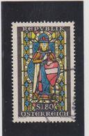 AUTRICHE  1967  Y.T. N° 1086  Oblitéré - 1961-70 Used