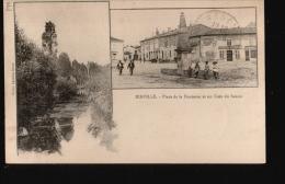 LOT331.....5 CPA DEP54 - Postcards