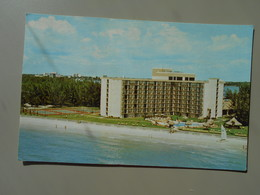 ETATS-UNIS FL FLORIDA  GULF BOULEVARD CLEARWATER SHERATON SAND KEY HOTEL - Clearwater