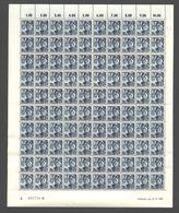 Rheinland-Pfalz,Nr.3,16.9.1947,A,gefaltet (M6) Franz.Zone-Bogen - Französische Zone