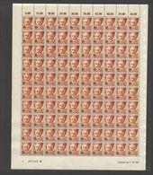 Rheinland-Pfalz,Nr.12,7.10.1947,A,gefaltet (M6) Franz.Zone-Bogen - Französische Zone