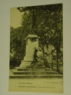 SAONE ET LOIRE-MONTCEAU LES MINES-6-MONUMENT JULES CHAGOT - Montceau Les Mines