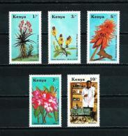 Kenia  Nº Yvert  406/10  En Nuevo - Kenya (1963-...)