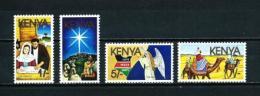Kenia  Nº Yvert  378/81  En Nuevo - Kenya (1963-...)