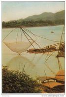 Dayly Life Of Vietnam - Fishing In  Ninh Binh Prov. Pesca - Vietnam