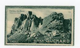 CHOCOLAT SUCHARD - VUES DE FRANCE - 59 - CHATEAU DES BAUX (BOUCHES DU RHONE) - Suchard