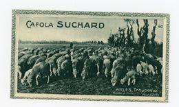 CHOCOLAT SUCHARD - VUES DE FRANCE - 60 - ARLES, TROUPEAUX (BOUCHES DU RHONE) - Suchard