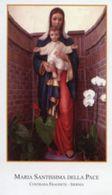Isernia - Santino MARIA SANTISSIMA DELLA PACE Contrada Fragnete - PERFETTO N92 - Religione & Esoterismo