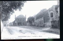 GUIGNICOURT - Francia