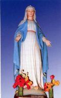 Padova - Santino MARIA IMMACOLATA (Statua In Legno Di Adolf Insam, Ortisei) - PERFETTO N92 - Religione & Esoterismo