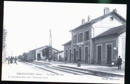 GUIGNICOURT LA GARE - Francia
