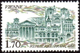 France Architecture N° 2348 ** Site Et Monument, Cathédrale, église, Temple à Vienne - Isère - Eglises Et Cathédrales
