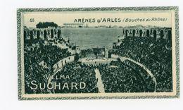 CHOCOLAT SUCHARD - VUES DE FRANCE - 65 - ARÈNES D'ARLES (BOUCHES DU RHONE) - Suchard