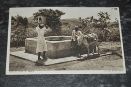 1026     Curacao  Neth. W. Indies  At The Water Well - Curaçao