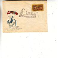 Pologne - Lettre De 1959 - Oblit Gdansk - Expo Philatélique Balpex I - 1944-.... République