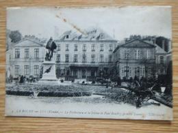 La Préfecture Et La Statue De Paul Baudry - La Roche Sur Yon