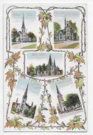 Sarnia - Souvenir Mailing Card - Churches - Sarnia