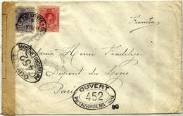 España Carta - 1889-1931 Kingdom: Alphonse XIII