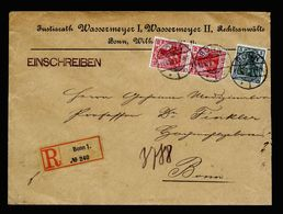 A5178) DR R-Ortsbrief Bonn 18.10.07 - Deutschland