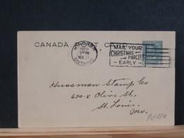 75/184  CP   CANADA  1921 - 1903-1954 Kings