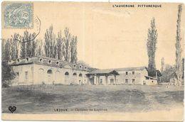 LEZOUX: CHATEAU DE LIGONNE - Lezoux