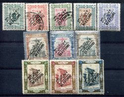 Iran                       427/437  * Sauf 428/429 Et 432 Oblitérés - Iran