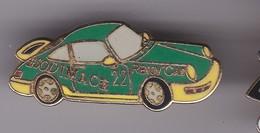 Pin's   PORSCHE VERTE SODIMAC - Porsche