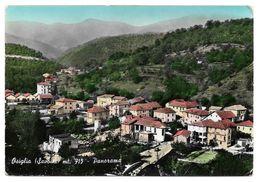 OSIGLIA ( Savona )mt. 715 PANORAMA -  Viaggiata 1968 - Savona
