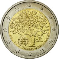 PORTOGALLO  2 Euro 2007  PRESIDENZA EUROPEA  FDC - Portogallo