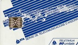 TELECARTE 50 UNITATS...ANDORRE... - Andorra