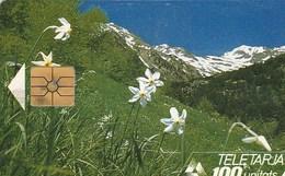TELECARTE 100 UNITATS...ANDORRE... - Andorra