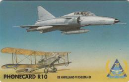 South Africa Phonecard R10 SAAF - Superb Used - Zuid-Afrika