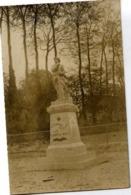 76 SAINT-RIQUIER-ES-PLAINS (387 Hab.) - Carte-photo Monument Aux Morts 1914-1918 - France