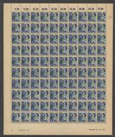 Rheinland-Pfalz,Nr.13,2.6.1947,A,gefaltet (M6) Franz.Zone-Bogen - Französische Zone