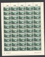 Rheinland-Pfalz,Nr.14,30.7.1947,B,gefaltet (M6) Franz.Zone-Bogen - Französische Zone