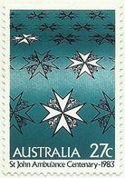 1983 - Australia 823 Ambulanza Saint-Jean, - Salute