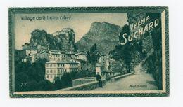 CHOCOLAT SUCHARD - VUES DE FRANCE - 77 - VILLAGE DE GILLETTE (VAR) - Suchard