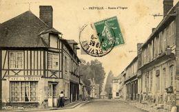 76 FREVILLE (453 Hab.) - Route D'Yvetot - (Café De L'Hôtel) - France